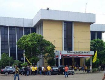 Terkait Ketua DPRD Kuansing, DPP Golkar Rapat Hari Ini di Jakarta