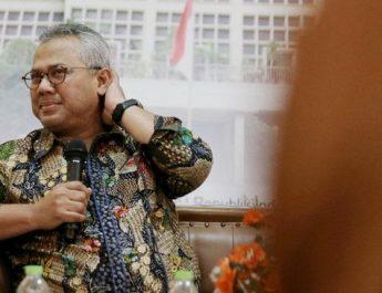 Arif Budiman Diberhentikan dari Jabatan Ketua KPU RI