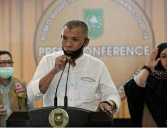KBM Tatap Muka 4 Januari untuk SLTA di Riau Akhirnya Ditunda Lagi