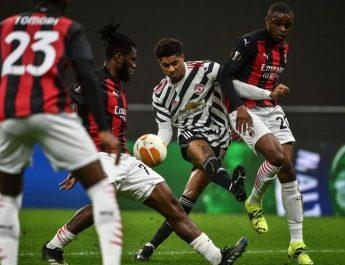 Tekuk AC Milan di Laga Leg Kedua, MU Melaju ke Perempat Final Liga Eropah