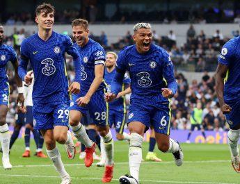 Babak Belur, Di Kandang Sendiri Tottenham Dihajar Chelsea 0- 3