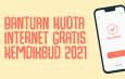 Kemendikbud Salurkan Data Internet Gratis untuk 24,4 Juta Siswa, Mahasiswa, Guru dan Dosen